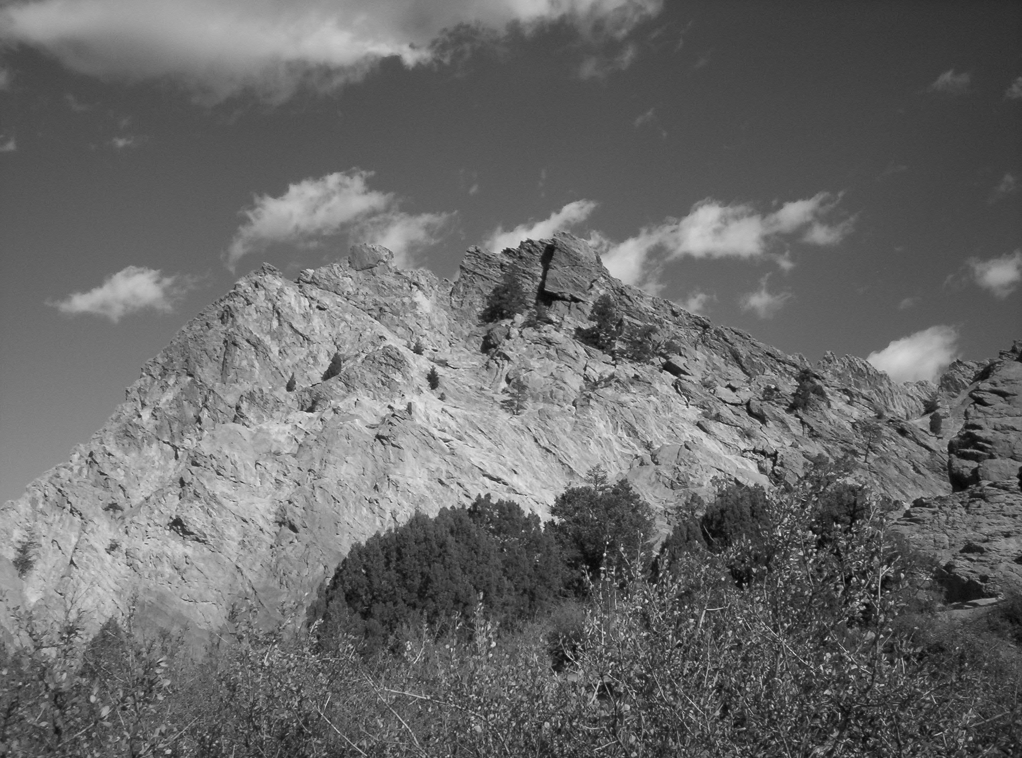 Flat Butte Copyright © 2008 David M. Bandler, All Rights Reserved.